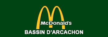 Mc Donald's Bassin d'Arcachon